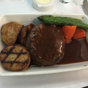 Grilled Australia prime beef tenderloin