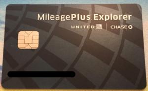 United MileagePlus Explorer