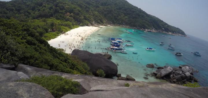 Similar Islands, Thailand
