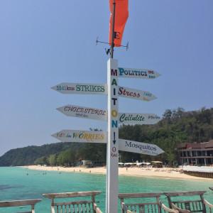 Maiton Island, Thailand