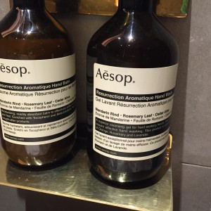 Aesop Amenities