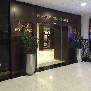 Etihad Premium Lounge AUH