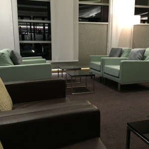 First Class Lounge Seating