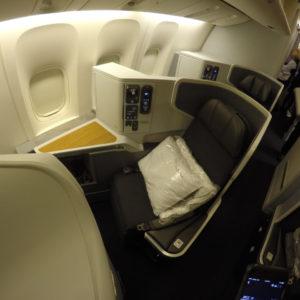 AA Business Class B777-300ER