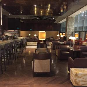 Empty Lounge @ 3AM