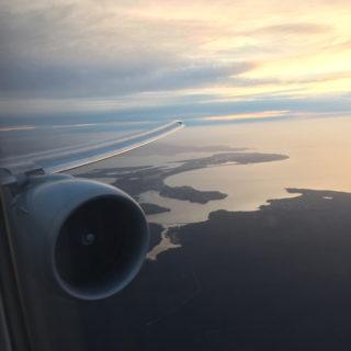 Landing @ SYD