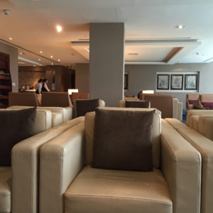 Emirates Lounge BKK