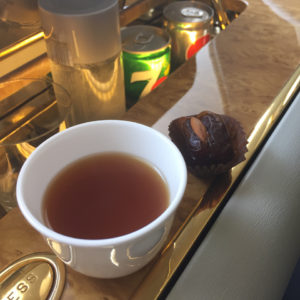 Arabic Coffee and Date