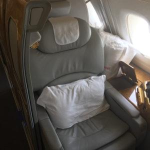 Seat 2A