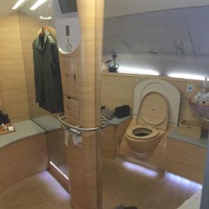 Huge Shower Suite