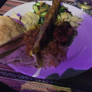 Dinner @ Show
