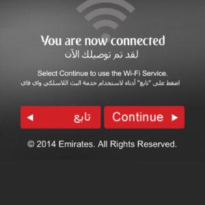 Inflight WiFi by OnAir