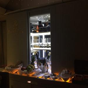 Onboard Bar/Lounge