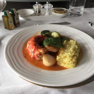 Seafood a l'Armoricaine