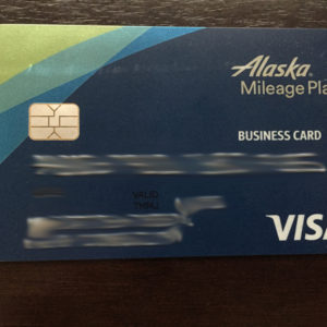 Alaska Business Card