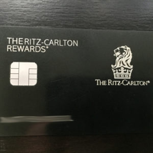 Ritz-Carlton Rewards Card