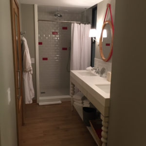 Chamber Double Bathroom