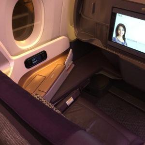 Seat 14A