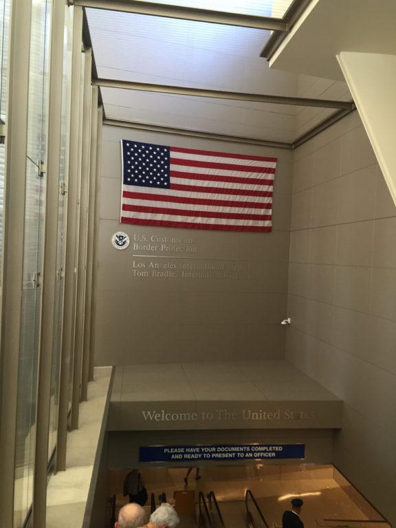 US CBP @ LAX