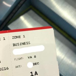 Boarding Pass 1A