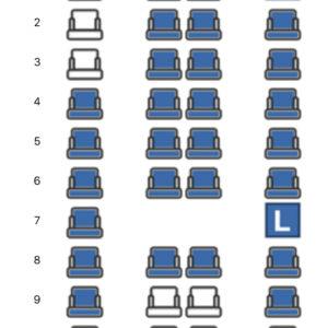 Seat Map (SeatAlerts)