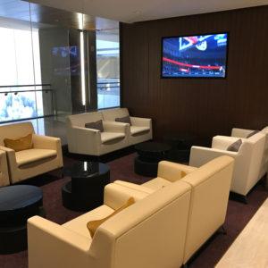 Etihad Lounge Seating