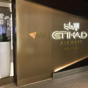 Etihad Lounge LAX