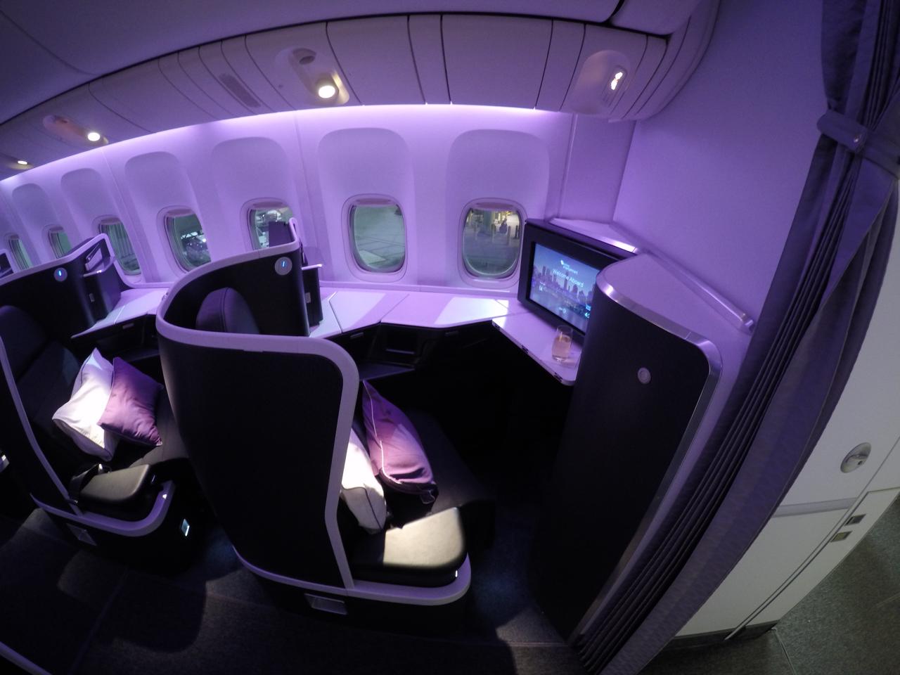 Virgin Australia Business Class: LAX-BNE B777-300ER – Palo Will Travel
