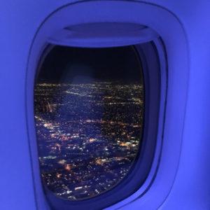 Eastbound Takeoff - LA Lights