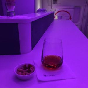 Scotch @ the Inflight Bar