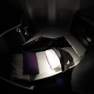 Lie Flat Bed