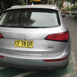 Audi Q5 Quattro - Haymarket