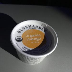 Bluemarble Mango Sorbet