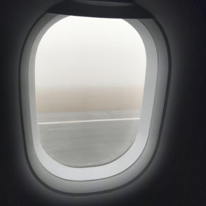 Landing in Fog @ JFK
