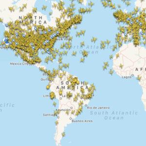 So many planes!