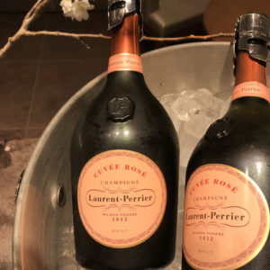 Laurent-Perrier Cuvee Rose Champagne