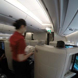 CX A350-900 Interior