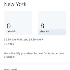 Uber Passes NYC