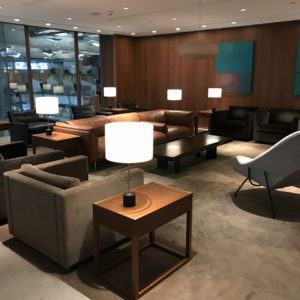 Cathay Pacific Lounge BKK