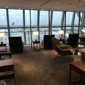 Cathay Pacific Lounge BKK