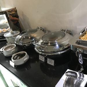 Garuda JOG Lounge Food