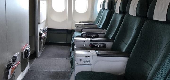 CX Premium Economy Row 30 A330-300