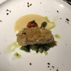 Panko Crusted Fish