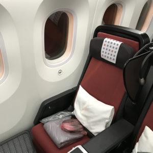 Seat 20K