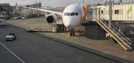 JAL B787-9