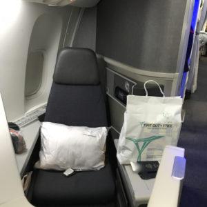Seat 7A - Rear Facing