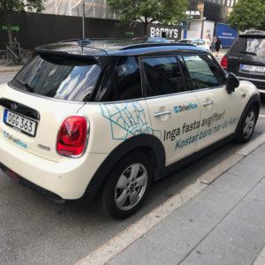 DriveNow Stockholm