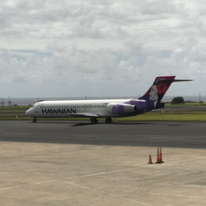 Trip to Hawaii?