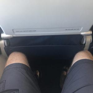 United Economy Leg Room B737-900