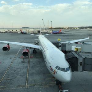 Virgin Atlantic A340-600